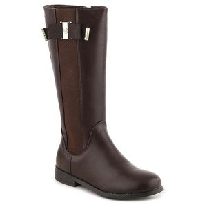 NEW!  MK Toddler & Youth Boot w/Bow Detail